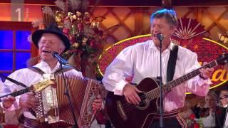 Prifarski muzikanti - Pobelelo pole (Slovenski pozdrav, 13.11.2015)