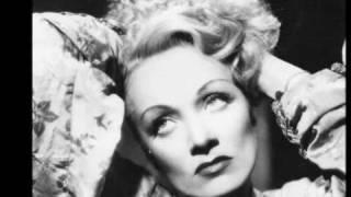 """Marlene Dietrich """"Just A Gigolo"""" 1978."""