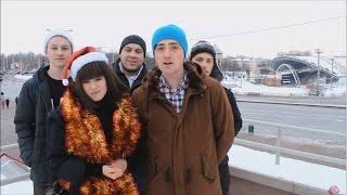 Хрюши против - новогодний