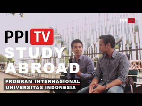 PPI TV [Study Abroad] - Program Internasional Universitas Indonesia ke Jerman