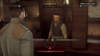 Vampyr - Sean Hampton's Location - The Sad Saint of the East End Ma...