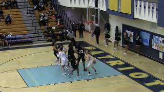 Heritage High School: Girls Varsity Basketball 1-19-18