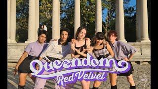 [K-POP IN PUBLIC   ONE TAKE] Red Velvet (레드벨벳) 'Queendom' Da…