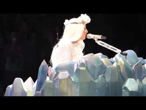 Lady Gaga - 'Gypsy' Live at the artRAVE: The ARTPOP Ball Tour