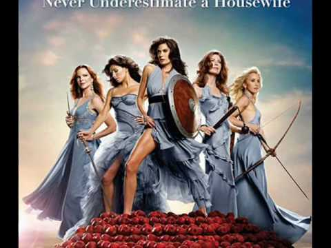 DESPERATE HOUSEWIVES theme song.