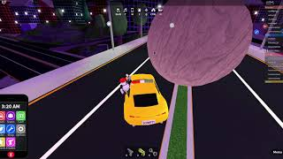 how to drive a car in roblox (1 frame per sec style)