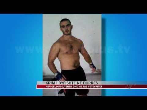 Vrasje e dyfishtë në Durrës - News, Lajme - Vizion Plus