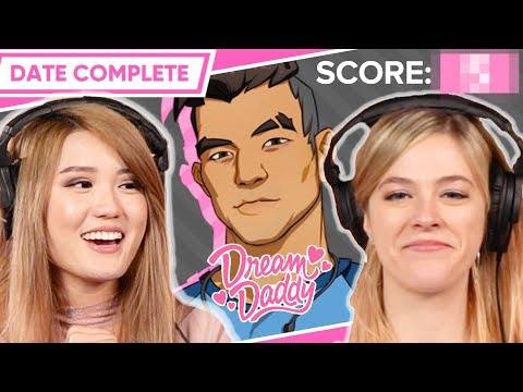 Single Girls Find Their Dream Daddy (A Dad Dating Simulator) Ft. Angelskimi