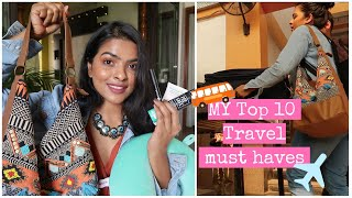 My Top 10 Travel Favorites of the month : lipstick, snacks, sneakers | Shalini Mandal