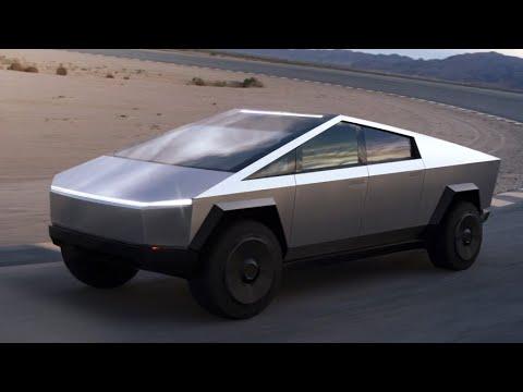 Cybertruck: automotive industry design expert on Teslas's Cybertruck design, styling, and features