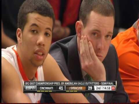 Cincinnati vs Syracuse Second Half