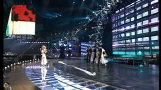 Жанна Фриске - Ла ла ла (Премия Муз-ТВ)
