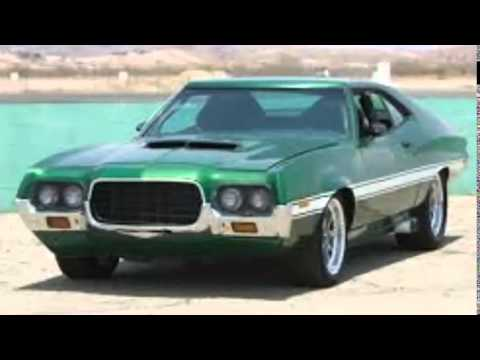 Fast and Furious- Muscle Cars Old School - YouTube