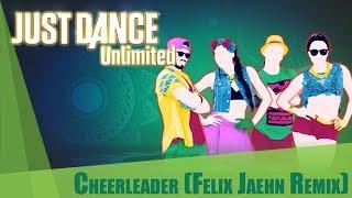 Video Just Dance Unlimited [PS4] [PS CAMERA] | Cheerleader (Felix Jaehn Remix) OMI download MP3, 3GP, MP4, WEBM, AVI, FLV Maret 2018