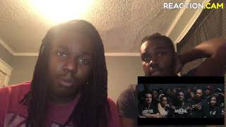 Mozzy - Not Impressive (Official Video) REACTION