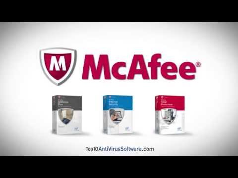 McAfee Review: Features of AntiVirus Software McAfee