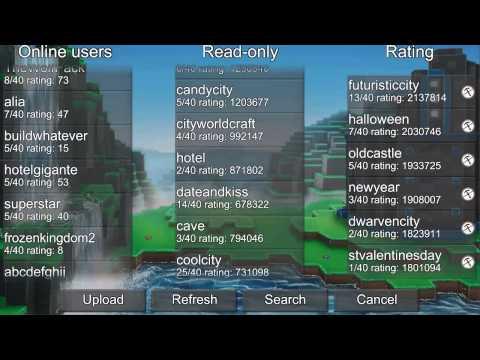 WorldCraft : 3D Build & Craft 1