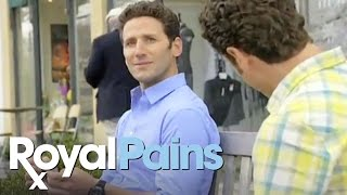 Royal Pains - Season 3 Preview Clip 1 - USA