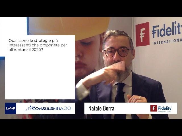 Consulentia 2020 - Natale Borra (Fidelity)