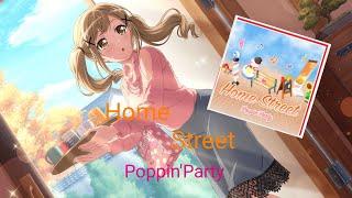 【バンドリ】 Poppin'Party [Home Street] 歌詞付き【BanG Dream!】