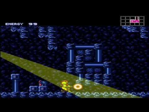 Longplay - Super Metroid (SNES)