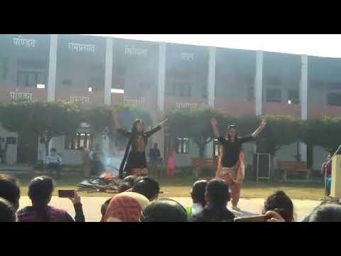 ||Bhangra dance || lohri celebration ||