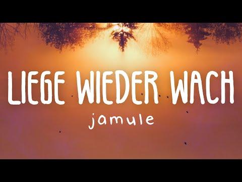 Jamule - Liege wieder wach (Lyric Video)