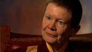 Pema Chodron on Bill Moyers Faith and Reason