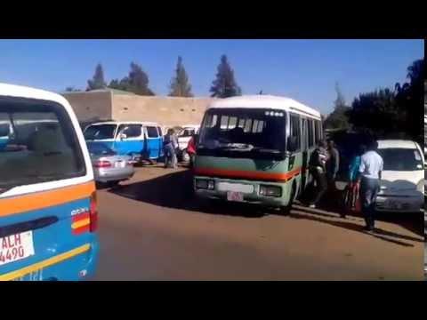 Zambian Bus Ride