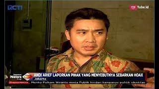 Andi Arief Laporkan 5 Orang TKN Jokowi-Ma'ruf Atas Pencemaran Nama Baik - SIP 08/01