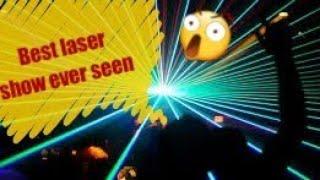 Best Laser show ever seen