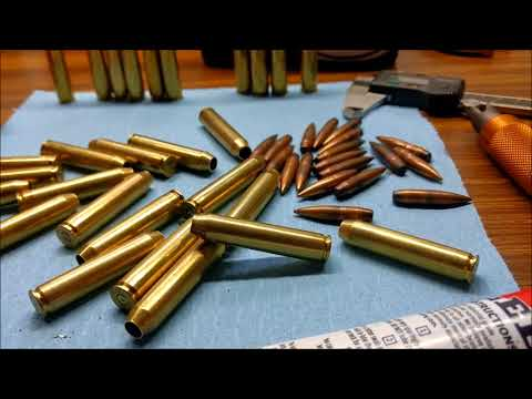 Forming 7x57 From .270 Win: Reloading 7mm Mauser Part1