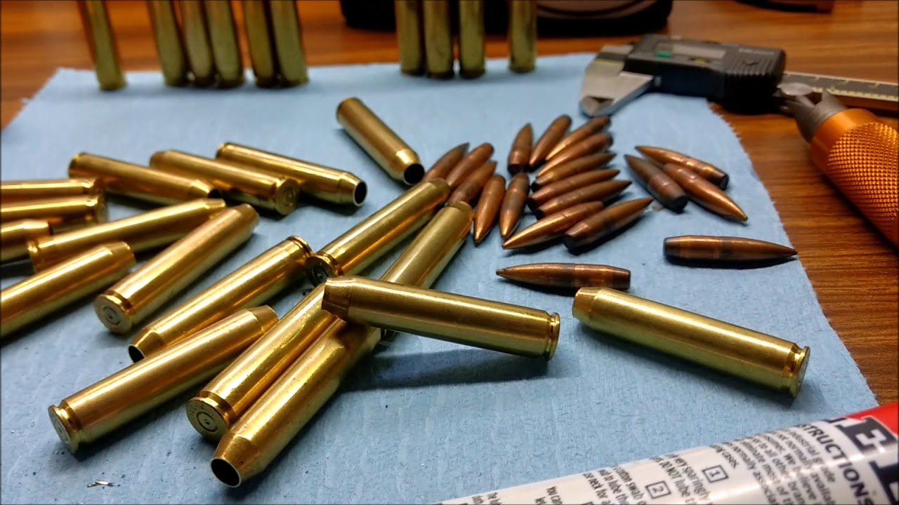 Forming 7x57 from  270 Win: Reloading 7mm Mauser Part1
