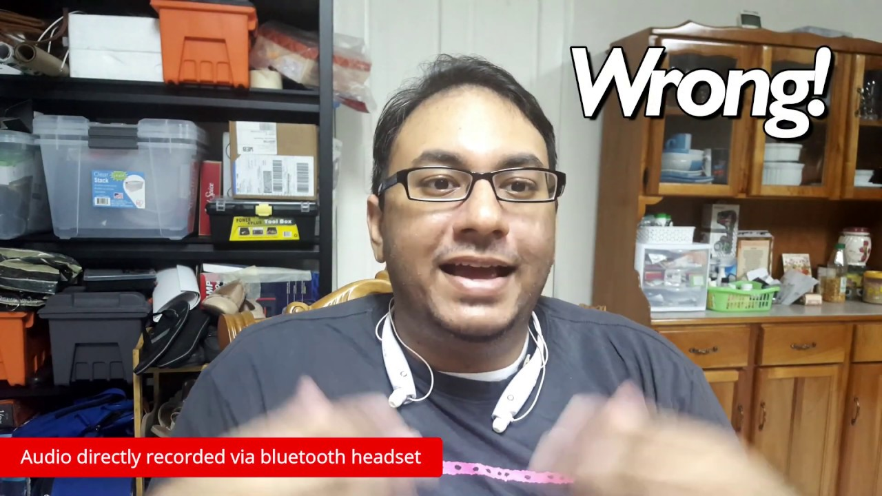Use Bluetooth Headset To Record Video In Android Youtube