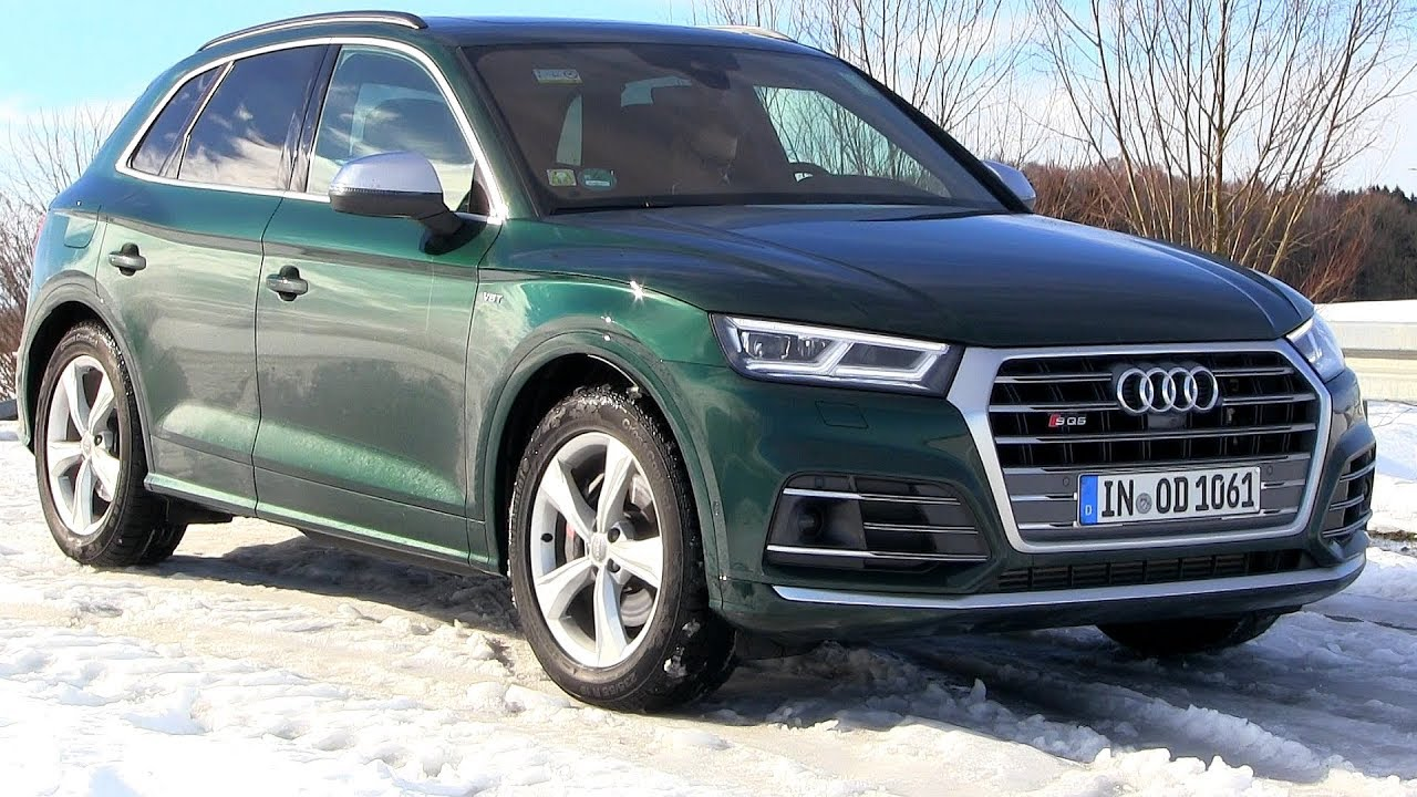 2019 audi sq5 3 0 tfsi quattro 354 hp test drive youtube. Black Bedroom Furniture Sets. Home Design Ideas