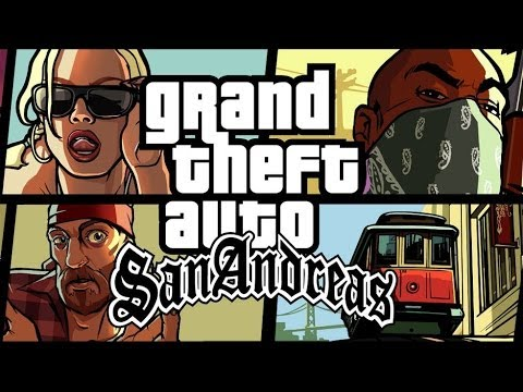 GTA San Andreas Android GamePlay Part 1...