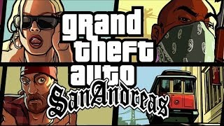 GTA San Andreas Android GamePlay Part 1 (HD)