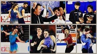Figure Skating. Superheroes of the season 2016/17.