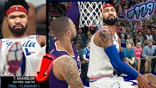 DIRTY FLAGRANT FOUL After CONTACT POSTERIZER DUNK!! NBA 2k18 MyCAREER Ep 129