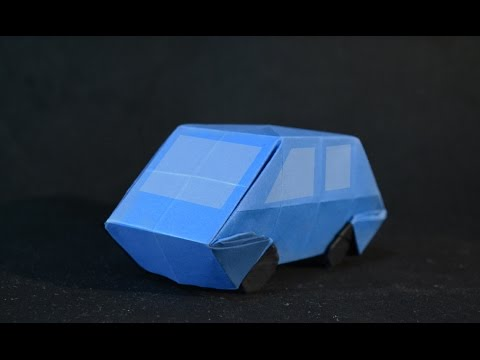 Origami Car Youtube