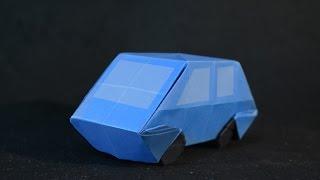 Origami: Car