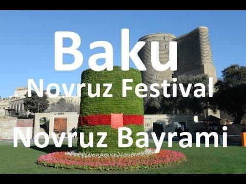 Novruz Traditional National Festival - Novruz Bahar Bayrami - Baku / Azerbaijan PART-2 / 2-ci HİSSƏ