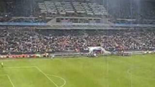 Shosholoza, Free State Stadium, Bloemfontein