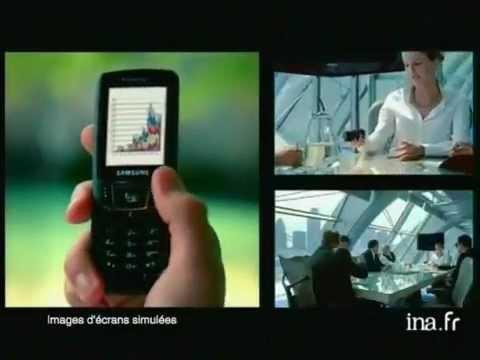 Samsung SGH-D900 - Publicité