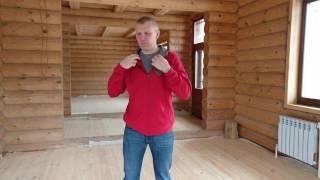 видео Дом из дерева - что лучше брус или бревно для постройки