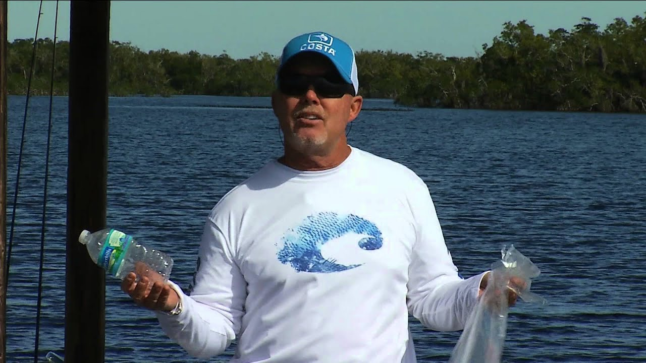 Kicking plastic costa conservation minute redfish 2016 for Chevy florida fishing report