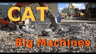 Big Machines at Work! Tampere in Finland 13.4.2015