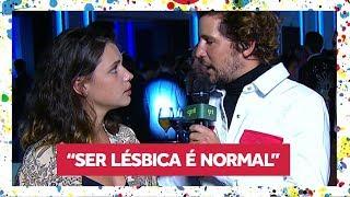 Bruna Linzmeyer fala sobre a importância de se assumir lésbica   Prêmio Glamour