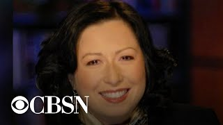 Remembering Maria Mercader, Cbs News Journalist For Three Decades
