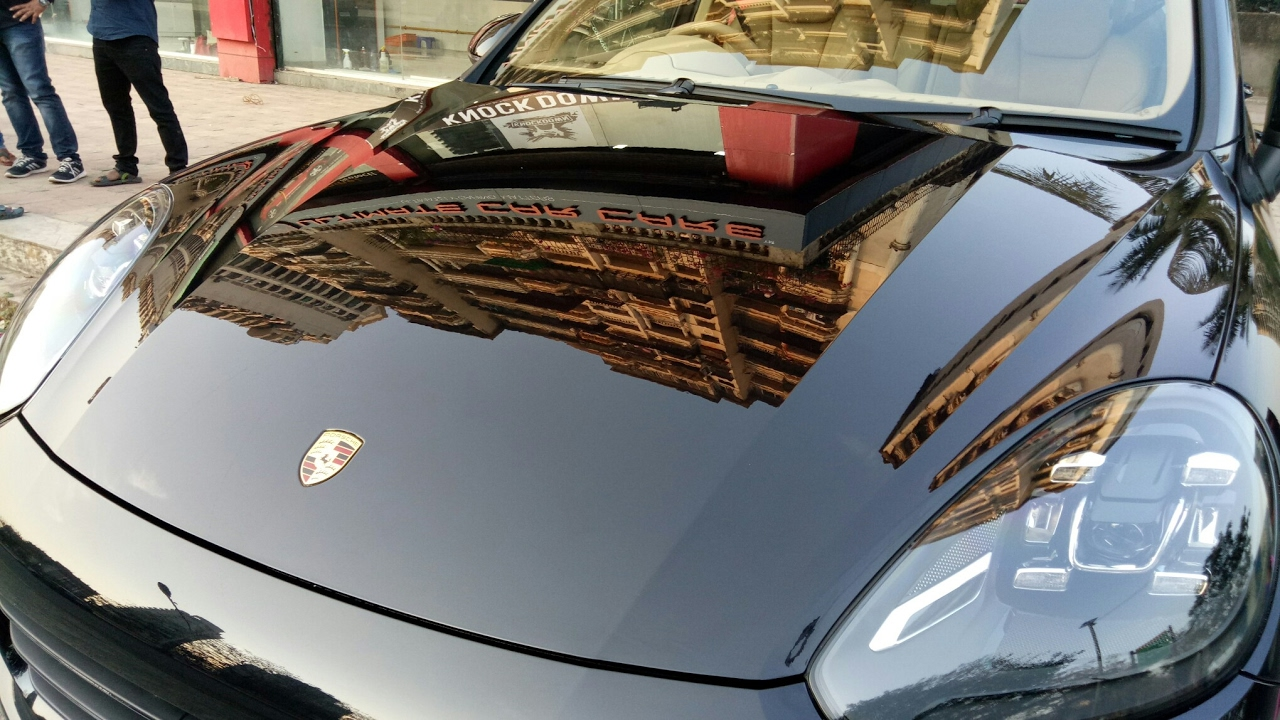 Car Paint Protection Coating India